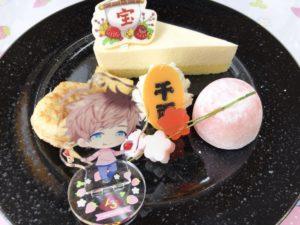 A3!アニメイトカフェ・フード2