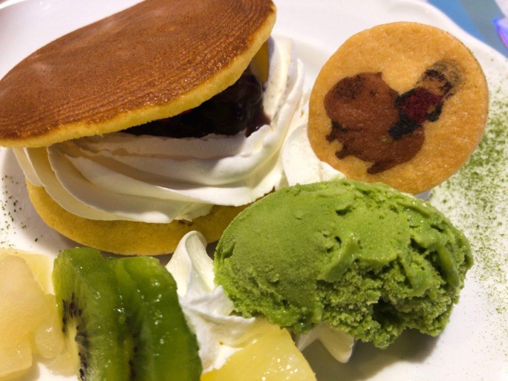 ワールドトリガーカフェ-陽太郎と雷神丸