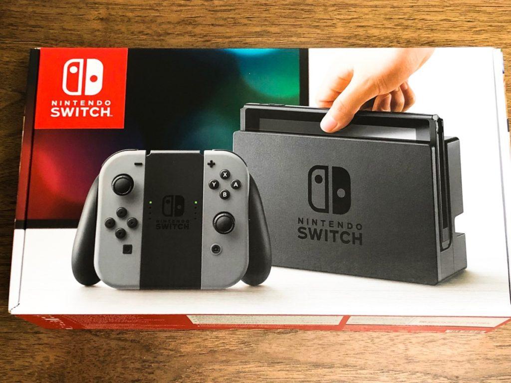 Nintendo Switch外装